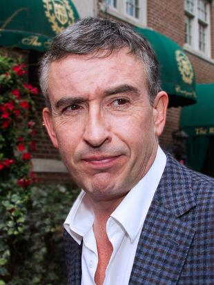 Picture of quotation author Steve Coogan