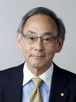 Picture of quotation author Steven Chu