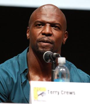 Picture of quotation author Terry Crews