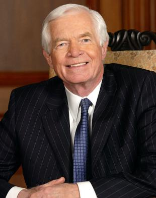 Picture of quotation author Thad Cochran