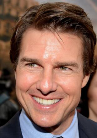 Picture of quotation author Tom Cruise