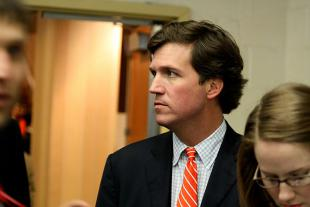 Picture of quotation author Tucker Carlson