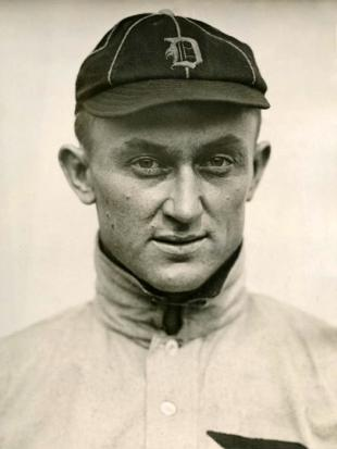 Picture of quotation author Ty Cobb