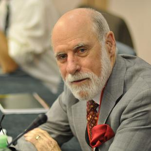 Picture of quotation author Vint Cerf