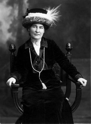 Picture of quotation author Willa Cather