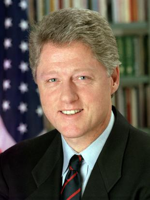 Picture of quotation author William J. Clinton