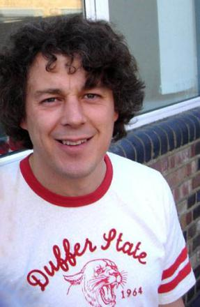 Picture of quotation author Alan Davies