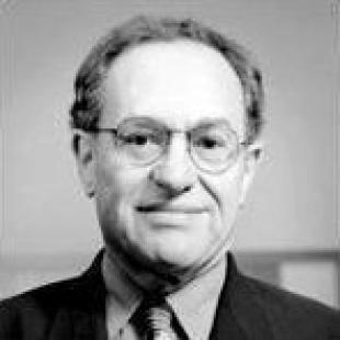 Picture of quotation author Alan Dershowitz