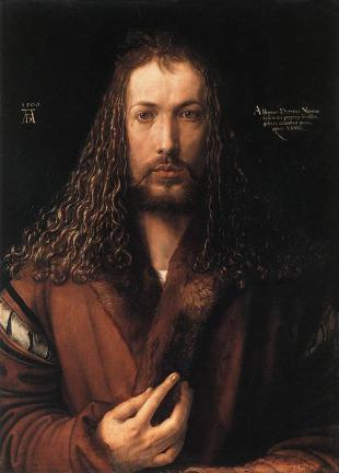 Picture of quotation author Albrecht Durer