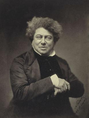 Picture of quotation author Alexandre Dumas