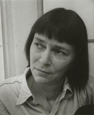 Picture of quotation author Barbara Deming