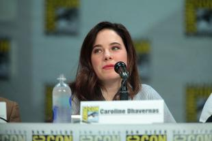 Picture of quotation author Caroline Dhavernas