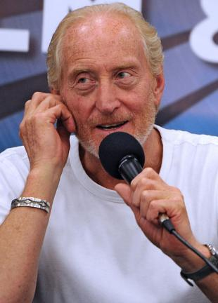 Picture of quotation author Charles Dance