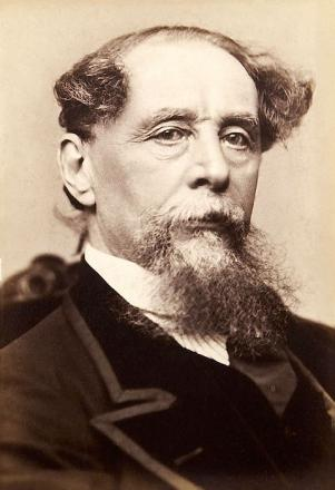 Picture of quotation author Charles Dickens