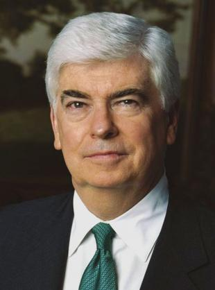 Picture of quotation author Christopher Dodd