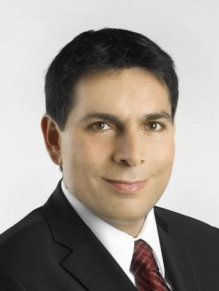 Picture of quotation author Danny Danon