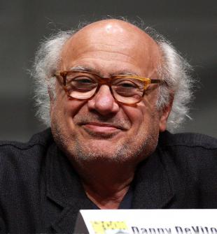 Picture of quotation author Danny DeVito