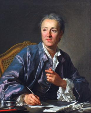 Picture of quotation author Denis Diderot