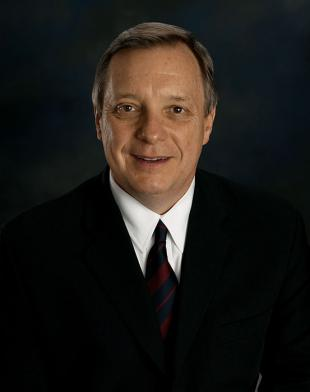 Picture of quotation author Dick Durbin