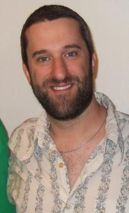 Picture of quotation author Dustin Diamond