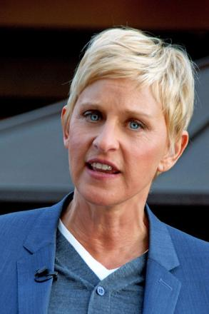 Picture of quotation author Ellen DeGeneres