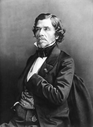 Picture of quotation author Eugene Delacroix