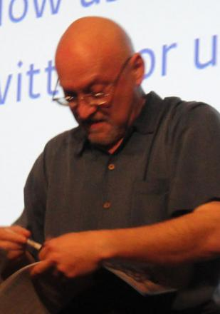 Picture of quotation author Frank Darabont