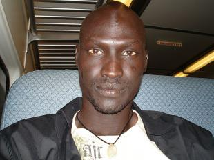 Picture of quotation author Ger Duany