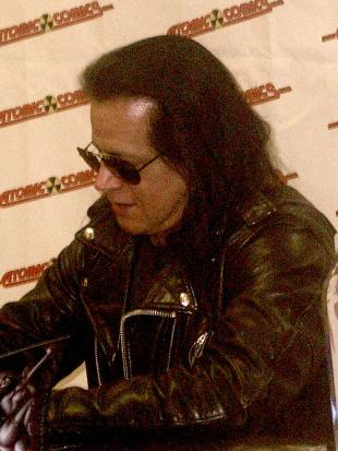 Picture of quotation author Glenn Danzig