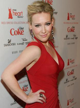 Picture of quotation author Hilary Duff