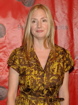 Picture of quotation author Hope Davis