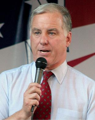 Picture of quotation author Howard Dean
