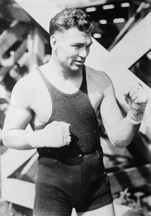 Picture of quotation author Jack Dempsey