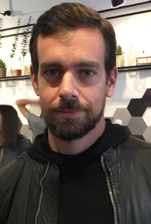 Picture of quotation author Jack Dorsey