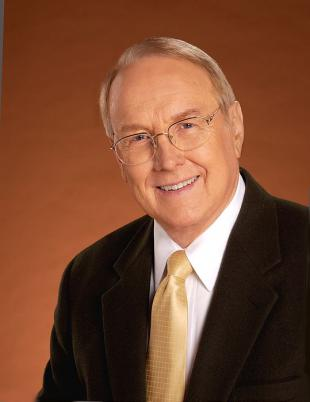 Picture of quotation author James Dobson