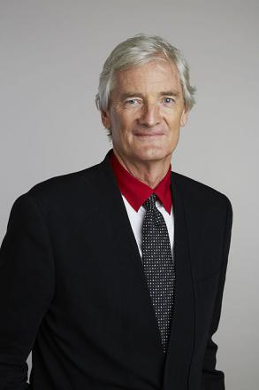 Picture of quotation author James Dyson
