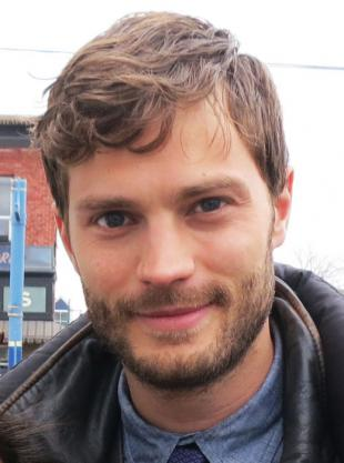 Picture of quotation author Jamie Dornan