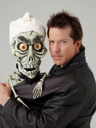 Picture of quotation author Jeff Dunham