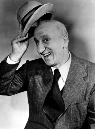 Picture of quotation author Jimmy Durante