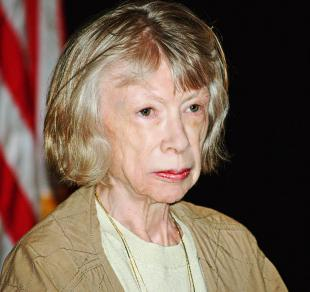 Picture of quotation author Joan Didion