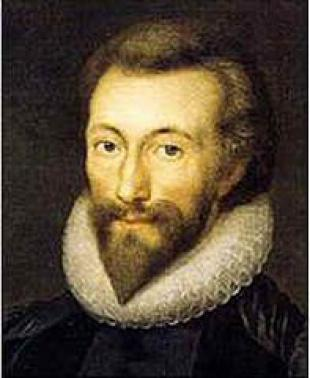 Picture of quotation author John Donne