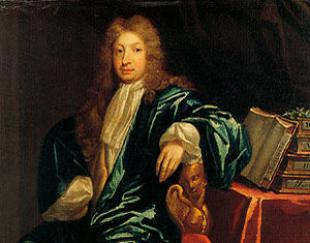 Picture of quotation author John Dryden