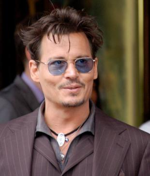 Picture of quotation author Johnny Depp