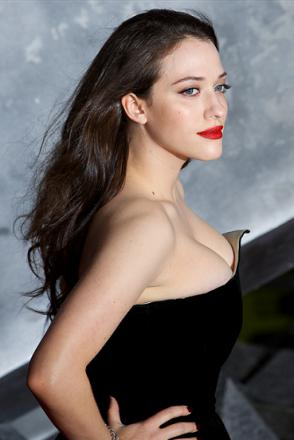 Picture of quotation author Kat Dennings