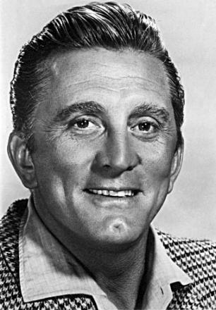 Picture of quotation author Kirk Douglas
