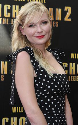 Picture of quotation author Kirsten Dunst