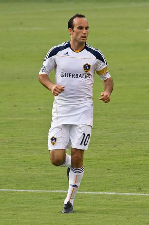 Picture of quotation author Landon Donovan