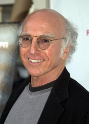 Picture of quotation author Larry David