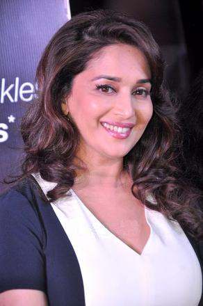 Picture of quotation author Madhuri Dixit