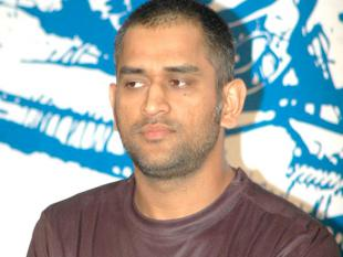Picture of quotation author Mahendra Singh Dhoni